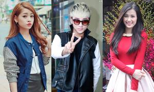 7 sao Việt sở hữu lượng like fanpage cao ngất ngưởng