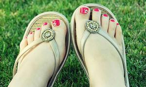 Độ dài ngắn của ngón chân nói gì về bạn?