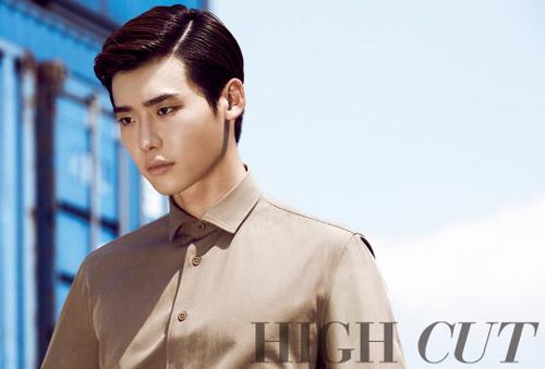 12 điều ít biết về mỹ nam Lee Jong Suk