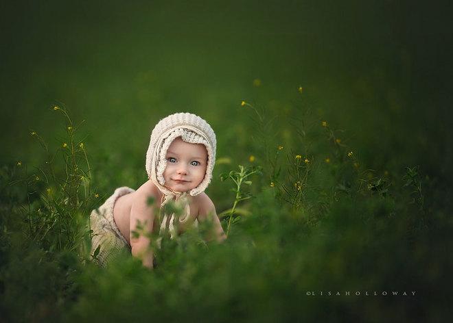 10 con nhỏ đẹp như thiên thần dưới ống kính của mẹ