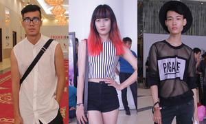 Style lạ mắt của thí sinh Next Top phía Nam