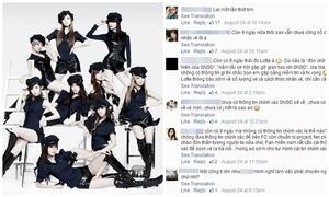 Fans SNSD Việt đứng ngồi không yên vì 'đói' tin