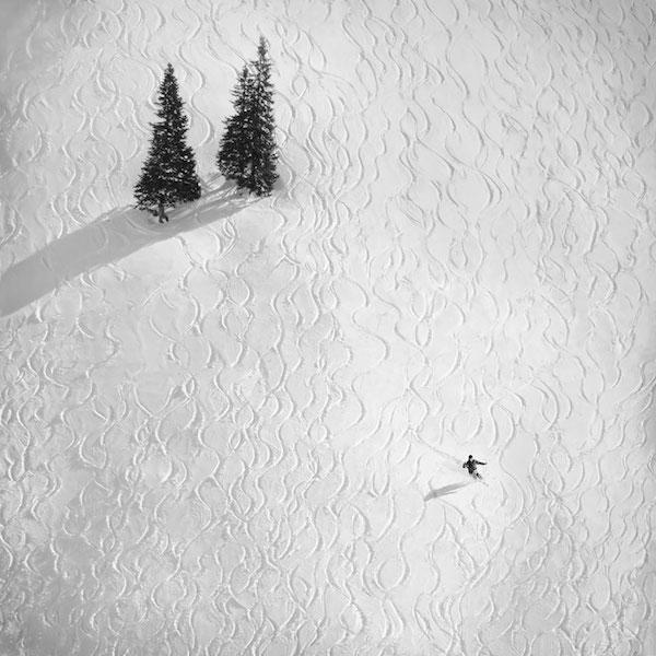 Vùng Đất Chết tại Công viên quốc gia California, Mỹ. Ảnh: Troy Montemayor.