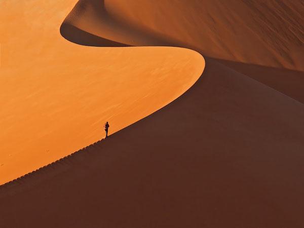Công viên quốc gia Arches, bang Utah, Mỹ. Ảnh: Masel Van Oosten.
