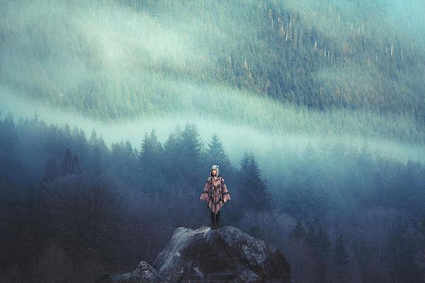 British Columbia, Canada. Ảnh: Lizzy Gadd.
