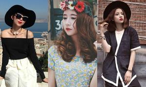 Thói quen ăn mặc của 5 icon thời trang teen