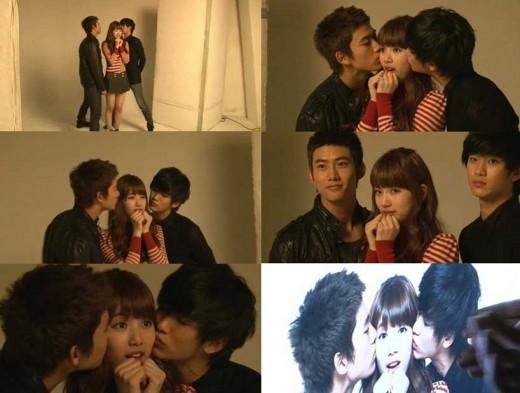 6 nụ hôn của 'tình đầu quốc dân' Suzy