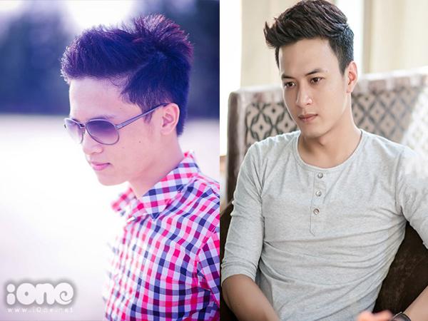 Với ngoại hình điển trai, Việt Vương thường nhận được lời khen giống nam diễn viên tài năng Hồng Đăng.