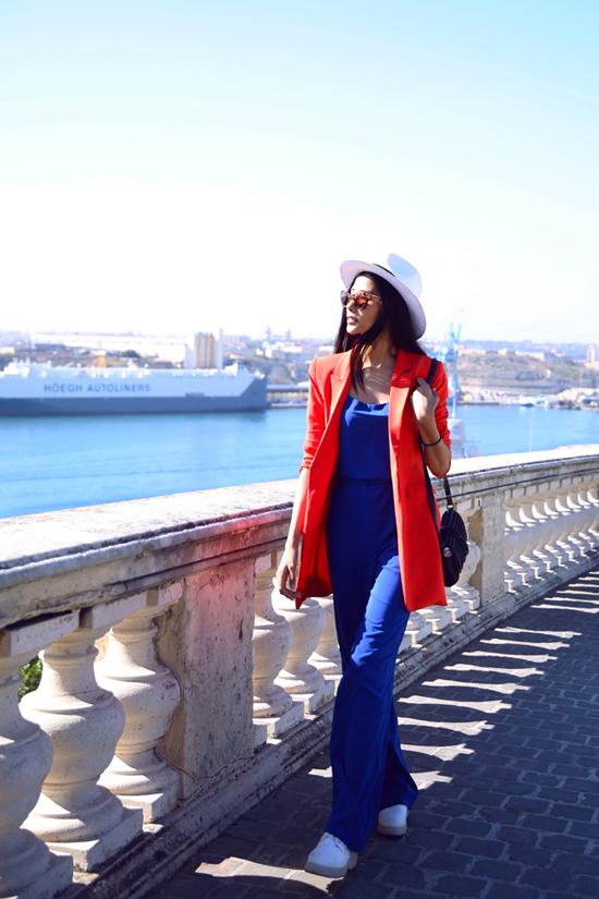 Cuộc hành trình ở Malta của Hoàng Thùy cũng là chặng khởi đầu trong hành trình chinh phục những sàn diễn thời trang quốc tế tiếp theo của cô trong năm nay.