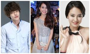 Ngọc Thảo được mời đóng phim cùng Kim Woo Bin