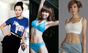 4 bà mẹ gây kinh ngạc vì trẻ đẹp, dáng chuẩn như hot girl