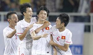 Khoảnh khắc tự hào chiến thắng sau trận U19 Việt Nam - Myanmar