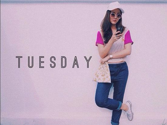 Bua được xem như một fashion icon hàng đầu của giới trẻ Thái Lan hiện nay.