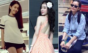 Phong cách sân bay đặc trưng của 6 hot girl Việt