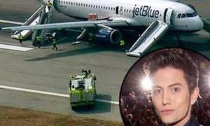 Sao 'Chạng vạng' thoát chết trong tai nạn máy bay