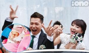 Quỳnh Trang Dancesport hạ sinh công chúa đáng yêu
