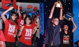 Teens Ams quậy tung sân khấu trong 'Ngày hội anh tài'