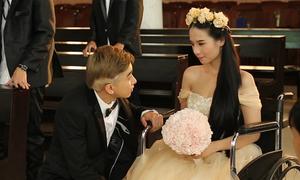 Chi Dân giảm 5 kg để làm đám cưới