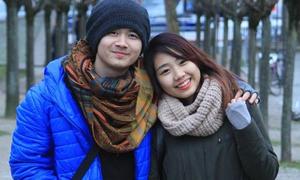 Chuyện tình yêu xa hơn 8.000km của Miss Teen Thu Trang