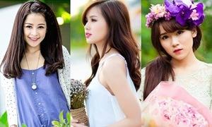 Cân đo 5 hot girls Nam tiến lập nghiệp