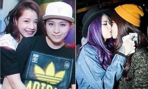 Những hot girls Việt bị dính tin đồn giới tính