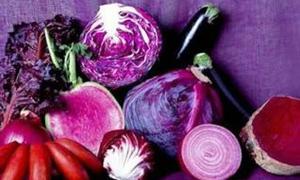 Ăn nhiều thực phẩm màu tím để trẻ mãi không già