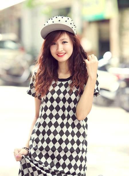Cô bạn cũng chơi với MC Thanh Vân và từng hẹn nhau chụp ảnh nhung chưa có cơ hội.