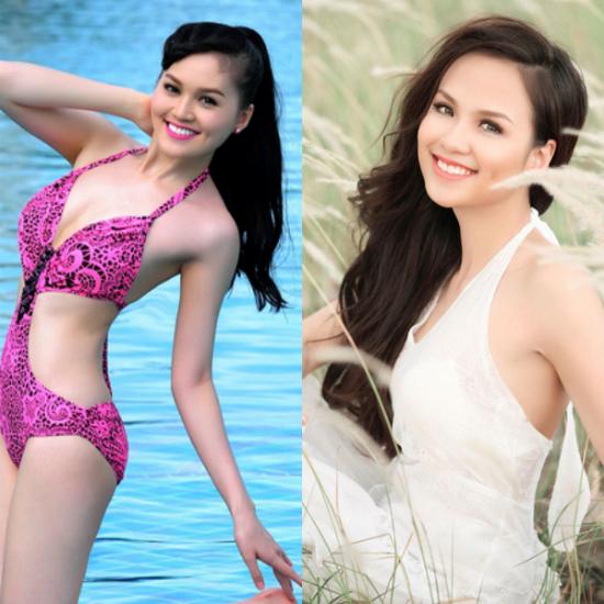 7 hot girl Việt là 'bản sao' hoàn hảo của hoa hậu