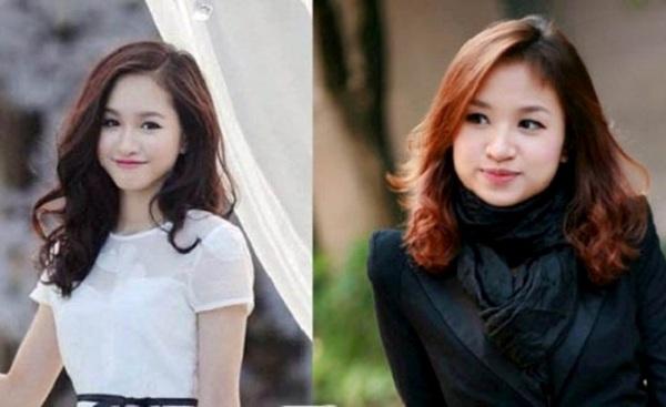 Nguyễn Lê Vi, hiện là sinh viên năm thứ nhất của Trường Đại học Thăng Long.