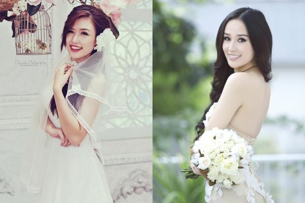 Phương Chi sở hữu chiều cao 1m71 và mẫu ảnh tự do, tham gia đóng các MV ca nhạc
