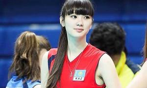Rộ tin 'nữ thần' bóng chuyền cao 1m82 đến Việt Nam