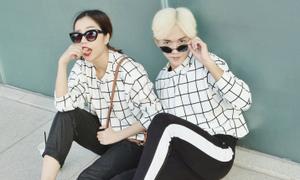Mai Fin, Minh Tuấn gợi ý mix đồ đông style Hàn
