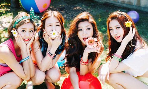 3 girl group tranh ngôi thế hệ vàng tiếp theo của Kpop