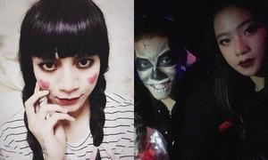 Hot teens Việt thi nhau hóa trang kinh dị khiến fan khóc thét