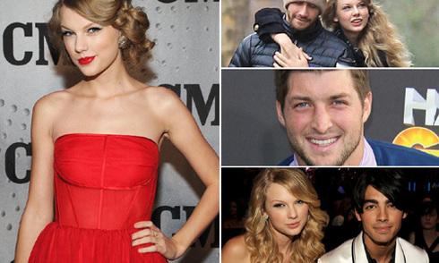 Loạt bạn trai cũ của Taylor Swift: Ngày ấy - bây giờ
