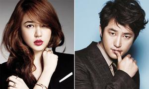 Yoon Eun Hye lơ ý kiến fan, đóng phim cùng Park Shi Hoo