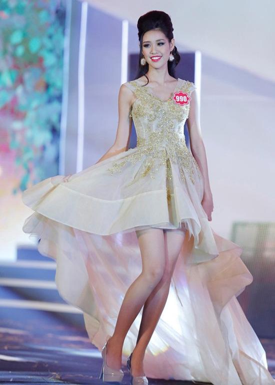 Đêm Chung khảo Hoa Hậu Việt Nam (HHVN) 2014 đã diễn ra tối ngày hôm qua (9/11) tại Nhà thi đấu đa năng tỉnh Bạc Liêu. 20 thí sinh xuất sắc nhất đã được lựa chọn để đồng hành cùng top 20 thí sinh phía Bắc vào vòng Chung kết toàn quốc diễn ra vào tháng 12 tới.