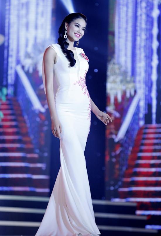 Phạm Thị Hương sinh năm 1991, cao 1,73m, số đo 81-64-92, đến từ Hải Phòng. Cô hiện là giảng viên trường CĐ Văn hoá Nghệ thuật Du lịch Sài Gòn.