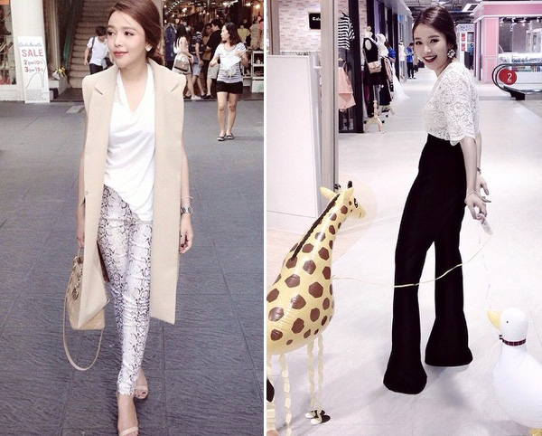 Là một người có đam mê và hiểu biết về thời trang, không có gì lạ khi cửa hàng của cô nàng  nhanh chóng trở thành địa chỉ mua sắm quen thuộc với nhiều teen girl.