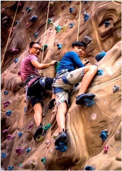 Thể lực dẻo dai giúp bạn theo cuộc leo núi cuối cùng.