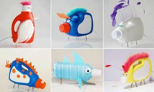 1001 sản phẩm sáng tạo từ chai nhựa (2)