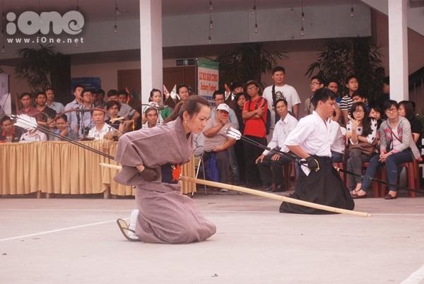 Cung đạo là nghệ thuật bắn cung của Nhật (kyudo) còn gọi là xạ nghệ. Cung đạo mang một ý nghĩa triết lý sâu xa. Do vậy mục đích chính của người bắn cung không phải là bắn trúng đích mà là nắm vững cái nghệ thuật bắn cung.