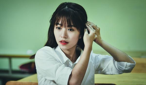 Mẫn Tiên quay lại thời áo trắng tinh khôi trong phim ngắn về đề tài tuổi học trò.