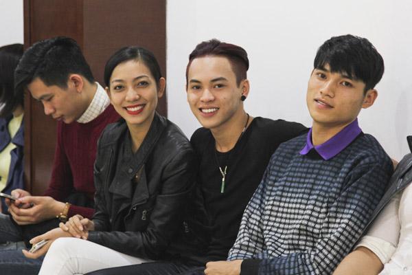 Đây là tuần lễ thời trang quốc tế lần đầu tiên được tổ chức tại Việt Nam, với sự tham gia của rất nhiều nhà thiết kế quốc tế nổi tiếng nên buổi tuyển chọn cũng đã thu hút sự tham gia của nhiều người mẫu ngoại quốc.