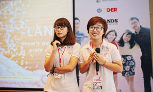 Chung kết cuộc thi 'Young Marketers 3'