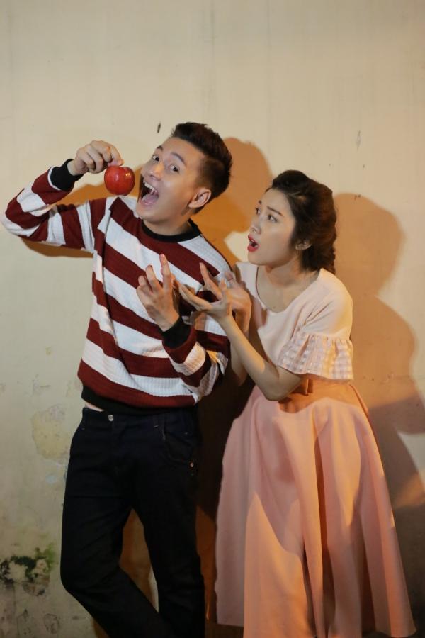 Ngô Kiến Huy vừa tung ra sản phẩm âm nhạc mới mang tênGiá một lần hoán đổi.