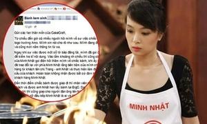 Vua đầu bếp Minh Nhật được giải oan sau khi bị tố 'khoe mẽ'