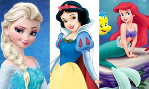 Đọc vị tính cách, đặc điểm của dàn công chúa Disney