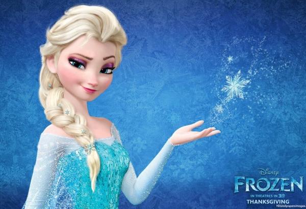 Theo một số thông tin,Elsa (phimFrozen) sẽ được Disney trao danh hiệu công chúa chính thức trong thời gian sớm nhất. Cô nàng được xem là một nhân vật công chúa đặc biệt khi sỡ hữu sức mạnh băng giá khiến ai cũng e sợ.