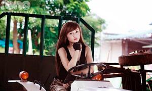 Linh Yuna - model 9x cá tính muốn dấn thân vào showbiz